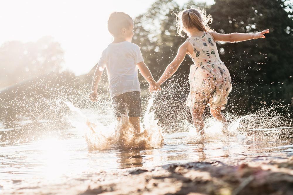 Sommer, Sonne & super schöne Strandfotos von deinen Kindern