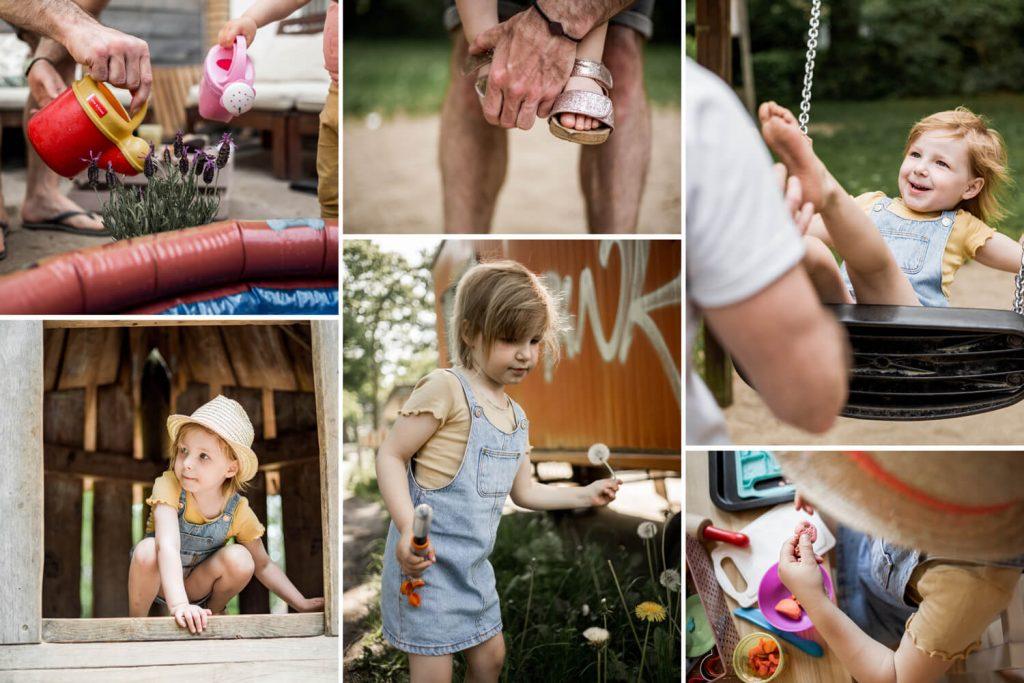 Kinderfotos selber machen